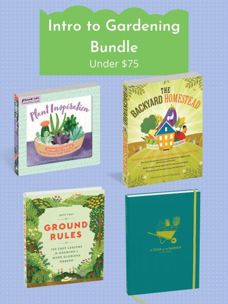 Intro to Gardening Bundle