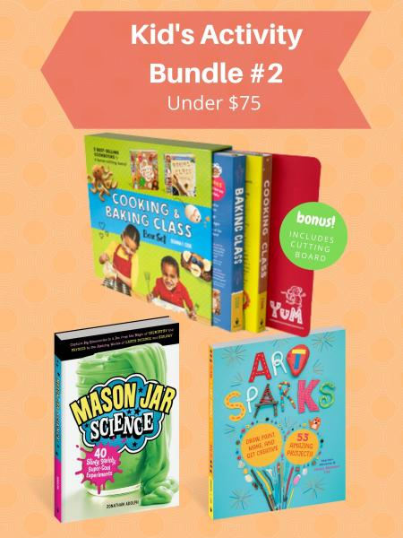 Kid's Activity Bundle #2 Under $75