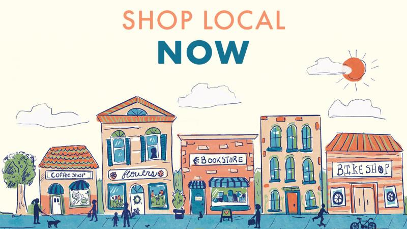 Shop Local Now