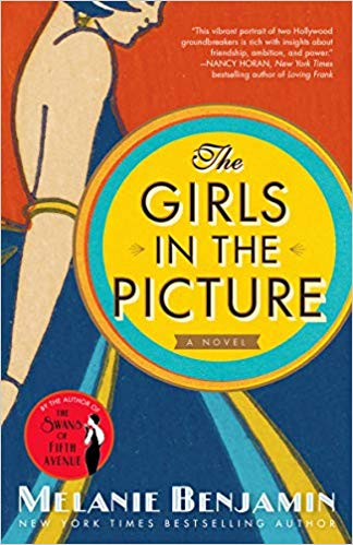 Book Cover, The Girls in the Picture by Melanie Benjamin